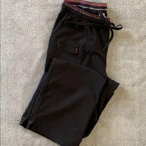 Heart soul scrub pants